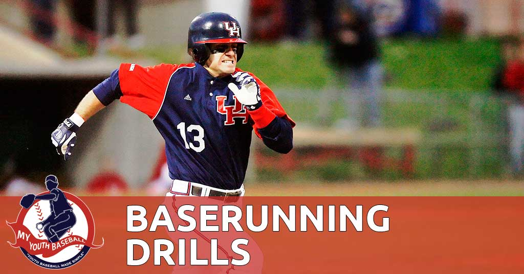 basic baserunning drills