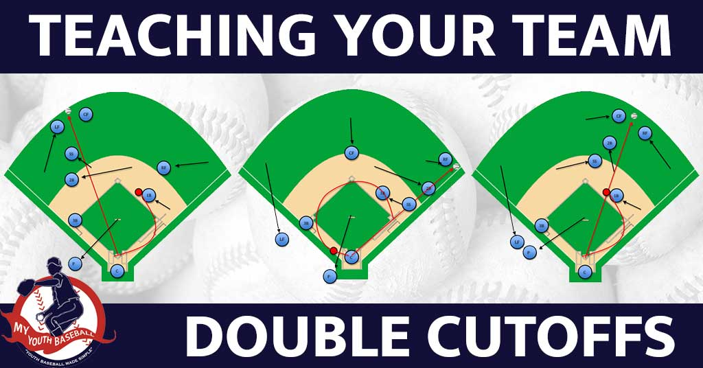 Double Cutoff – Teaching Your Youth Baseball Team When and How to Do It