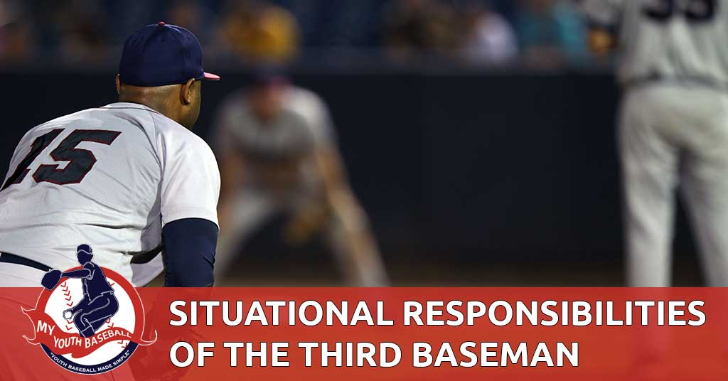 Situational Responsibilities of the Third Baseman