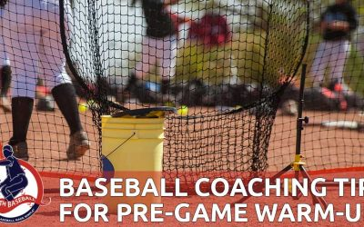Baseball Pre-Game Warmup Tips