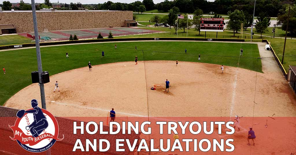 14 Tips for Holding a Baseball Team Tryout