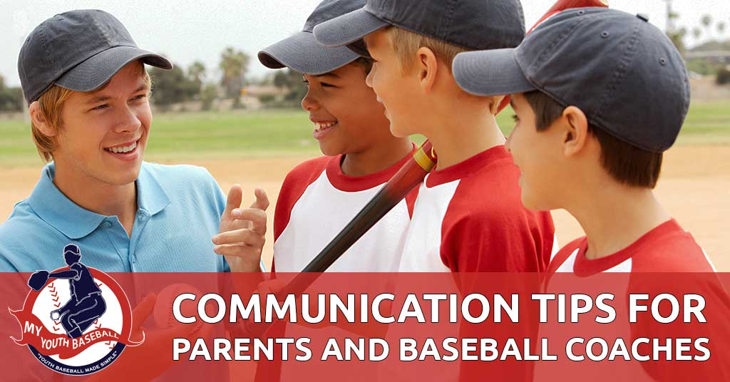 Parent and Baseball Coach Communication