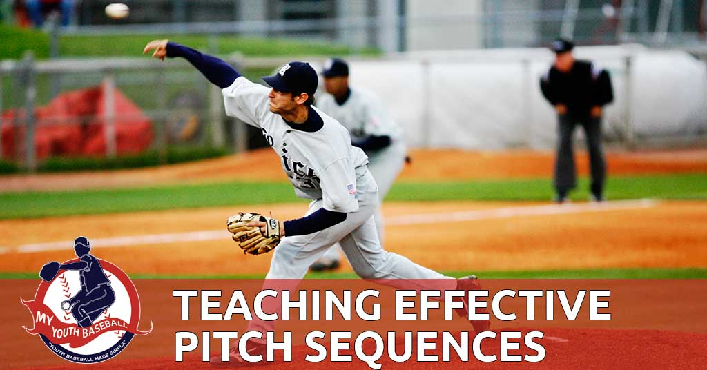 Teaching Effective Pitching Sequences