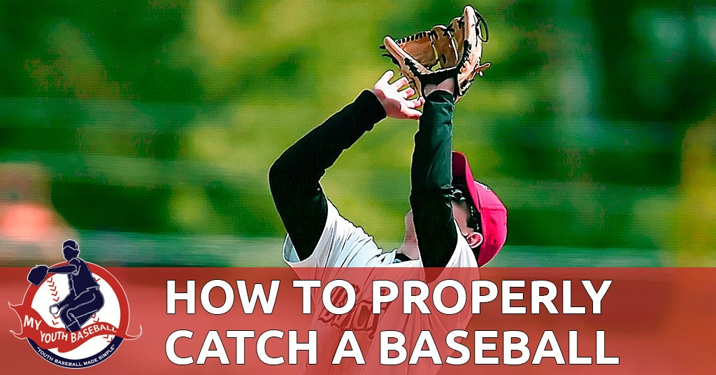Teaching a Player How to Catch a Baseball