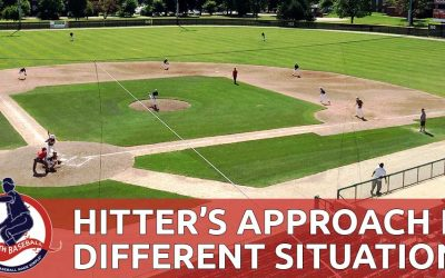Hitter's Approach in Different Situations