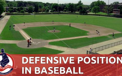 Defensive Positions in Baseball