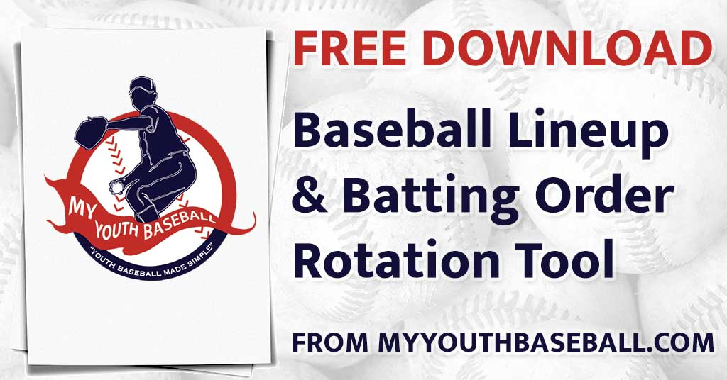 Baseball Lineup Rotation Generator My Youth Baseball