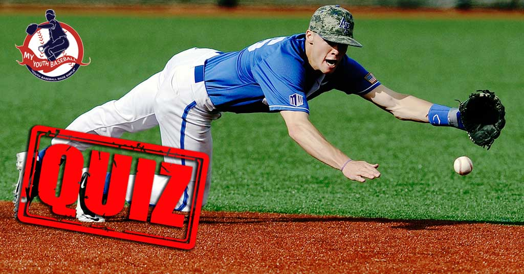 Second Baseman Position Quiz