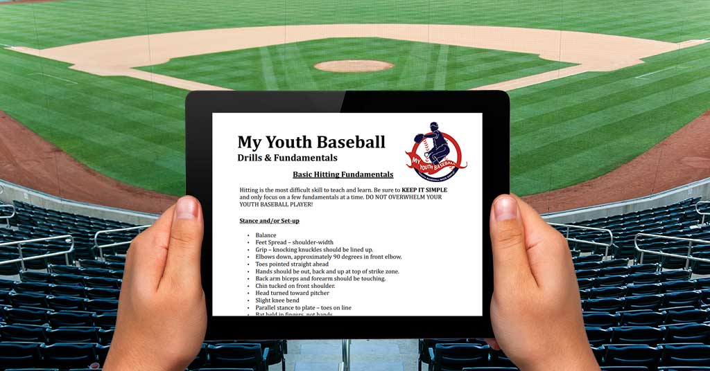 Free Baseball Drills and Fundamentals eBook
