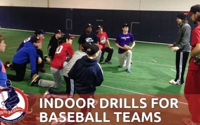 Indoor Baseball Drills for Your Team