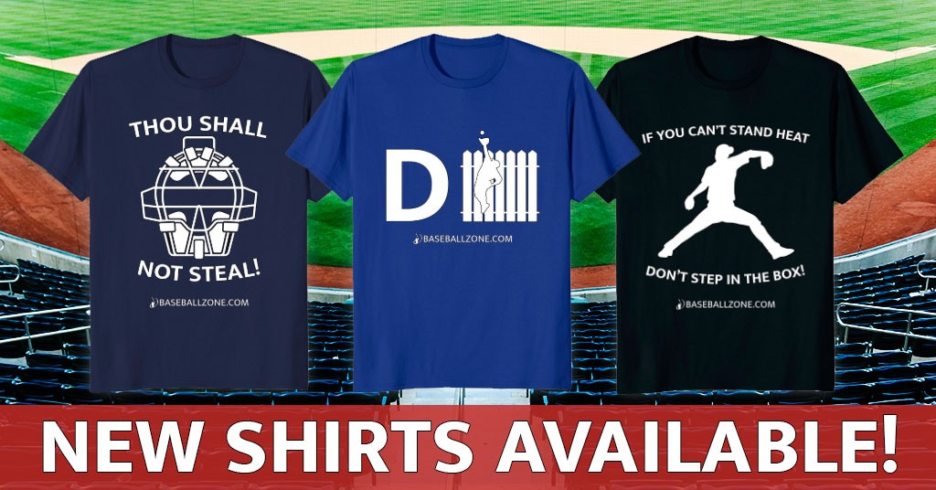 baseball player t-shirts